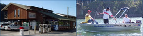 Brooklyn Central Boat Hire  General Store - Accommodation BNB