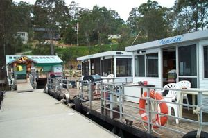 Clyde River Houseboats - Accommodation BNB