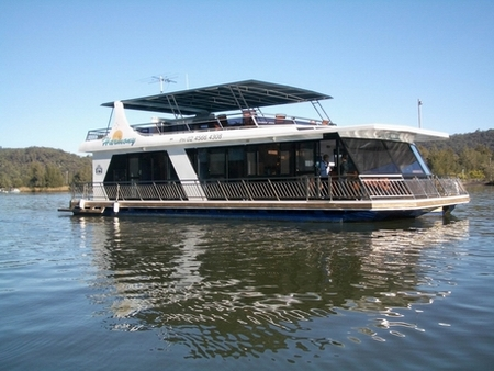 Able Hawkesbury River Houseboats - Accommodation BNB
