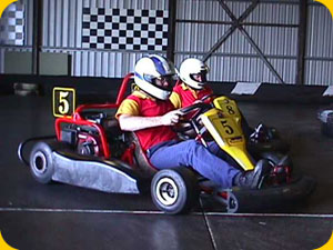 Indoor Kart Hire - Accommodation BNB