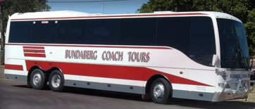 Bundaberg Coaches - Accommodation BNB