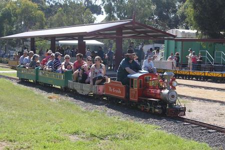 Altona Miniture Railway - Accommodation BNB