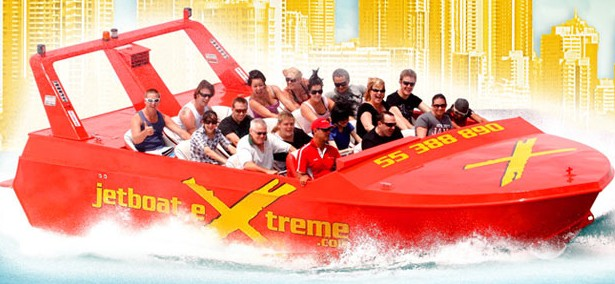 Jetboat Extreme - Accommodation BNB