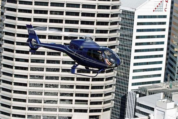 Executive Helicopters - Accommodation BNB