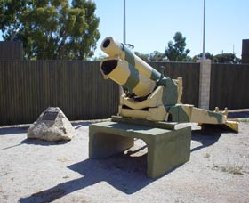 Military Museum Merredin - Accommodation BNB