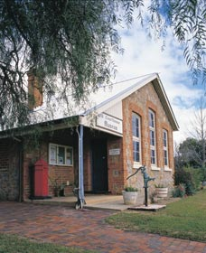 Narrogin Old Courthouse Museum - Accommodation BNB