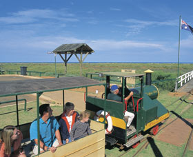Carnarvon Tramway - Accommodation BNB