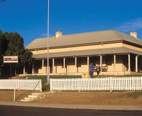 Irwin District Museum - Accommodation BNB