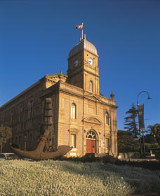 The Albany Town Hall - Accommodation BNB