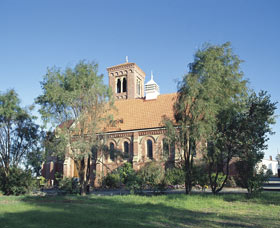 All Saints Church Collie - Accommodation BNB