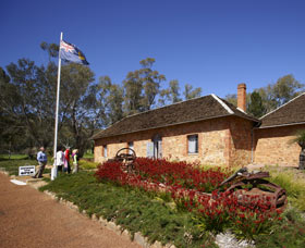 Old Gaol Museum Toodyay - Accommodation BNB