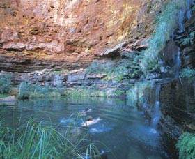 Dales Gorge and Circular Pool - Accommodation BNB