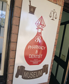 Pharmacy Museum - Accommodation BNB