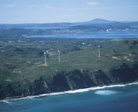 Albany Wind Farm - Accommodation BNB