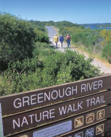 Greenough River Mouth and Devlin Pool - Accommodation BNB
