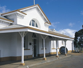 Railway Station Museum - Accommodation BNB