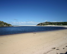 Moore River Estuary - Accommodation BNB