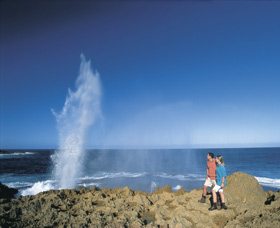 The Blowholes Carnarvon - Accommodation BNB