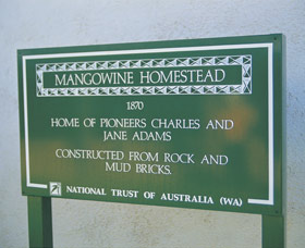 Mangowine Homestead - Accommodation BNB