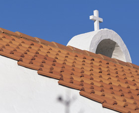 Greek Chapel of St John - Accommodation BNB