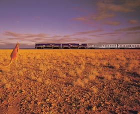 Nullarbor Plain - Accommodation BNB