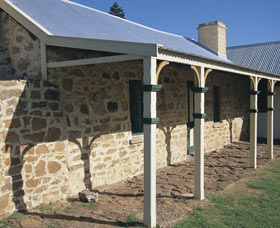 Ellensbrook Historic Home and Picnic Grounds - Accommodation BNB