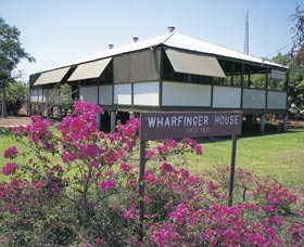 Wharfinger's House Museum - Accommodation BNB