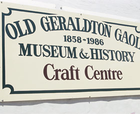 Old Geraldton Gaol Craft Centre - Accommodation BNB