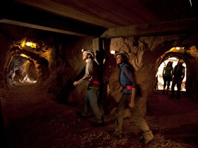 Heritage Blinman Mine Tours - Accommodation BNB