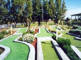West Beach Mini Golf