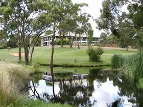 Flagstaff Hill Golf Club and Koppamurra Ridgway Restaurant - Accommodation BNB