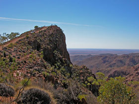 Arkaroola Wilderness Sanctuary - Accommodation BNB