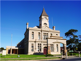 Historic Wallaroo Town Walk - Accommodation BNB