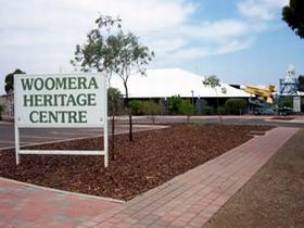 Woomera Heritage and Visitor Information Centre - Accommodation BNB