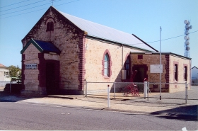 Balaklava Museum Centenary Hall - Accommodation BNB