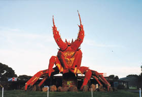 The Big Lobster - Accommodation BNB