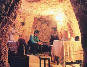 Umoona Opal Mine And Museum - Accommodation BNB