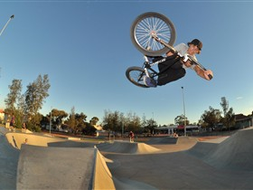 Sensational Skate Park - Accommodation BNB