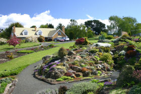Kaydale Lodge Gardens - Accommodation BNB
