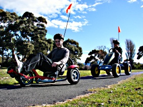Pedal Buggies Tasmania - Accommodation BNB