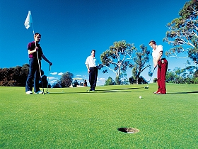 Freycinet Golf Course - Accommodation BNB