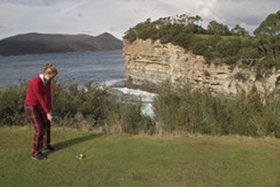 Tasman Golf Club - Accommodation BNB