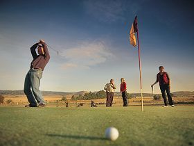 Ratho Farm  Golf - Accommodation BNB