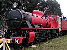 Don River Railway - Accommodation BNB