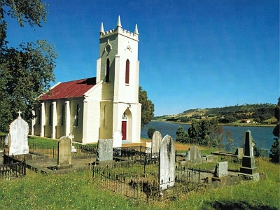 St Matthias Anglican Church - Accommodation BNB