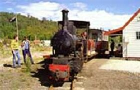 Wee Georgie Wood Steam Railway - Accommodation BNB