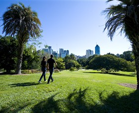 City Botanic Gardens - Accommodation BNB
