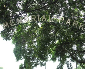 Bulimba Memorial Park - Accommodation BNB