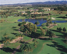Palm Meadows Golf Course - Accommodation BNB