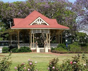 Gympie Memorial Park - Accommodation BNB